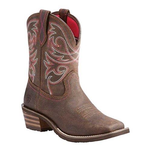 所得ガチョウ嬉しいです(アリアト) Ariat レディース シューズ?靴 ブーツ Riata II Cowboy Boot [並行輸入品]