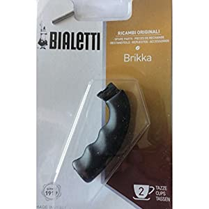 Bialetti Brikka 2 Cup Replacement Handle Blister Pack by Bialetti