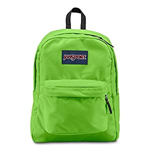 Jansport Superbreak Backpacks (Zap Green)