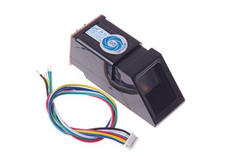 (SMAKN® Sensors For Arduino Locks Optical Fingerprint reader Sensor Module)