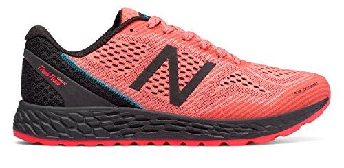 円形母性観点(ニューバランス) New Balance 靴?シューズ レディースランニング Fresh Foam Gobi Trail v2 Vivid Coral with Black ヴィヴィッド コーラル ブラック US 6 (23cm)
