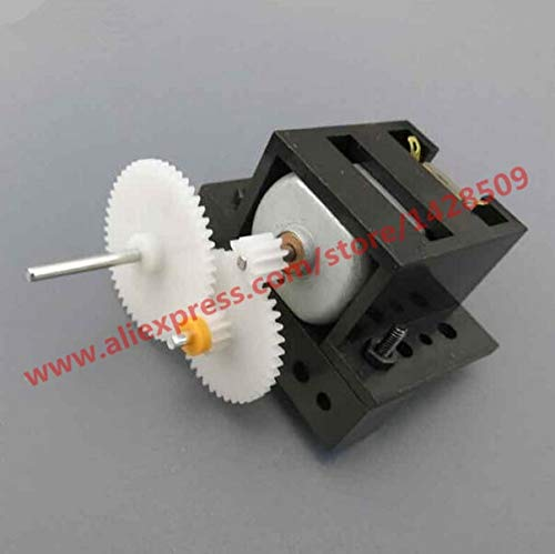 Part & Accessories 1 set C1A hight quanlity metal Micro motors change speed gear box and reduction gear box gear motor