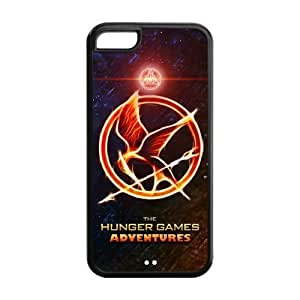 Customize Hunger Games Apple Case Suitable for iphone4s JN4s-1437