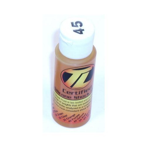 Losi Silicone - Team Losi LOSA5218, Silicone Shock Oil 45wt 2oz Model: