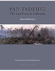 Mickiewicz, A: Pan Tadeusz