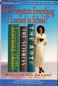 I've Forgotten Everything I Learned in School!