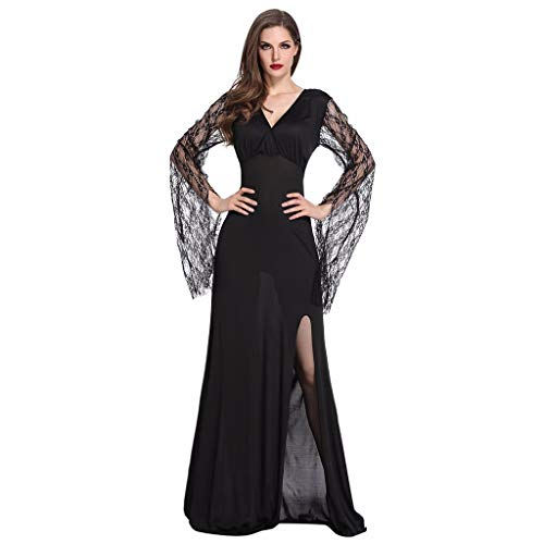 Musommer Women's Dress Halloween Women Dress Easter Female Cosplay Role Playing Costume ()