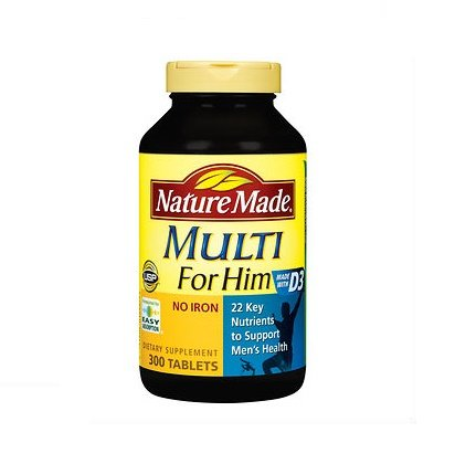 Nature Made Multi Him Tablets product image