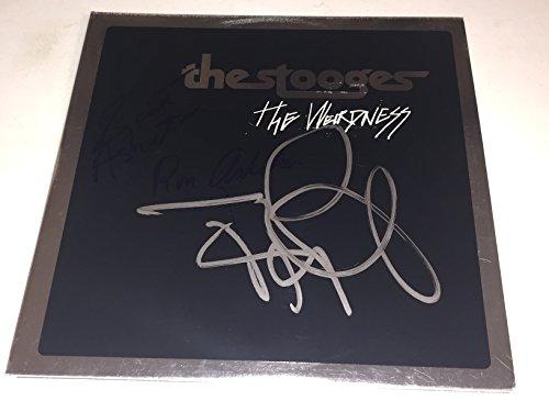 Iggy Pop Signed - 6