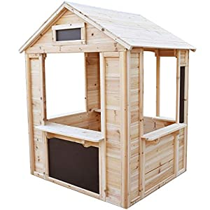 Big Game Hunters Wooden Playhouse Shop Stall