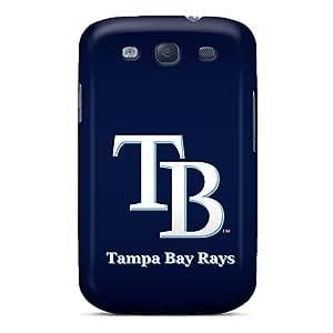 Samsung Galaxy S3 VIE179qrbt Customized Nice Tampa Bay Rays Series Perfect Hard Phone Cover -JamieBratt