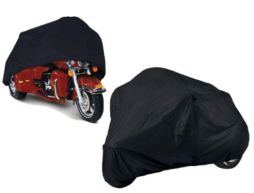Dust Cover Trike - Great Quality Trike Cover fits Harley FLHTCUTG Tri Glide Ultra Classic