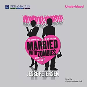 Married with Zombies Audiobook