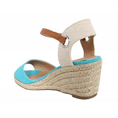 Zapatos de cuña de Mujer MTNG 51846 WICAM ROJO Talla 40 FuTRmsdHRL