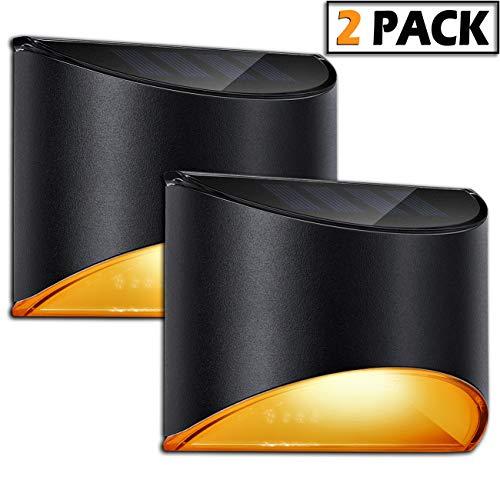 Outdoor Solar Floor Lamp in US - 7