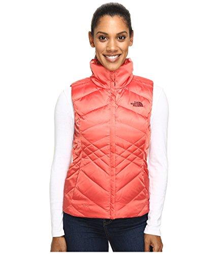 The North Aconcagua Coral Vest Vest Face Spiced Womens qTrdwT4x
