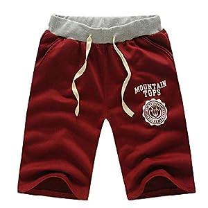 FRAUIT Pantaloncini Uomo Bodybuilding Shorts Ragazzo Running Jogging Pantaloni Uomini Tuta Corti Pantaloncino Sport… 10 spesavip