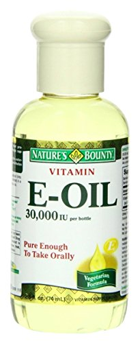 (Nature's Bounty E Oil 30,000iu, 4 Count)