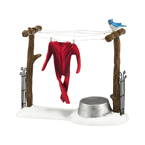 Department 56 Accessories for Villages Woodland Clothesline Figurine