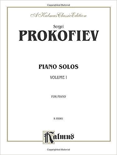 Vol 1 Piano Solos