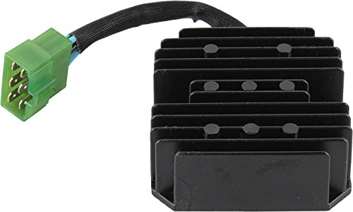 DB Electrical APM6000 New Rectifier Regulator for Grasshopper Kubota 1822D 718D Utv Rtv500 All Gzd460 15 8HP 15531-64601 ESP2328 185530 230-58005 230-58019 230-22017 M807915 15351-64600 15351-64601