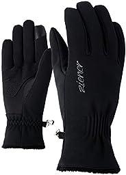 Ziener Women's Ibrana Touch Glove Multis