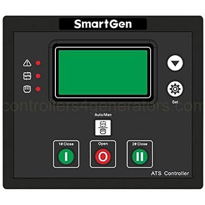 SMARTGEN HAT560NB ATS controller, AC/DC power supply