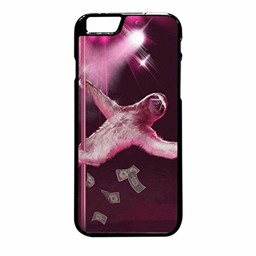 6SCase.com-16698-Stripper sloth For Iphone 6 Plus - Iphone 6s Plus Case-B01E4WW1HO