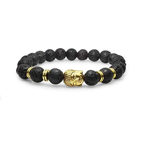 Buddha Religious Elastic Stretch Bracelet
