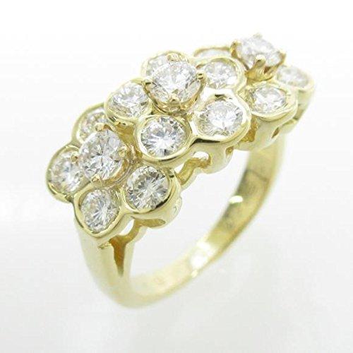 [ヴァンクリーフ&アーペル] Van Cleef & Arpels フラワー ダイヤモンドリング 中古 B079YN151W
