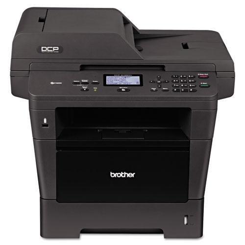 Brother DCP8155DN DCP-8155DN Multifunction Laser Copier, Copy/Print/Scan (Single Pass Feeder)