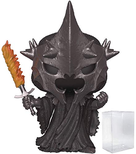 Funko Pop! Movies: The Lord of The Rings - Witch King Vinyl Figure (Includes Pop Box Protector - The Lord King The Witch Of Rings