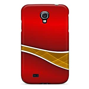 ZcjzvFb3676tnYWB MarilouLCarlson Red Design Feeling Galaxy S4 On Your Style Birthday Gift Cover Case