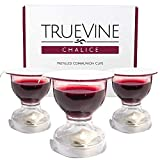 TrueVine Chalice Prefilled Communion Cups and Wafer