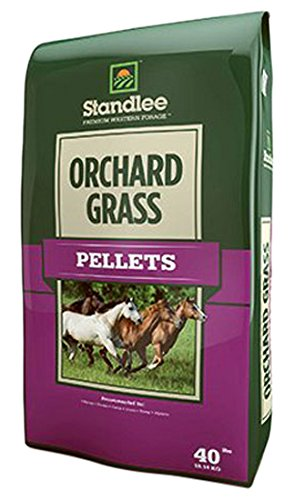 (Standlee Hay Company 1375-30101-0-0 Orch Grass Pellet, 40 lb)