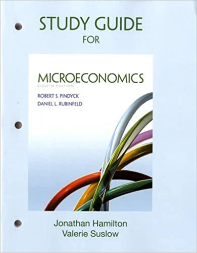 Study guide for microeconomics 9780132870498 economics books study guide for microeconomics 8th edition fandeluxe