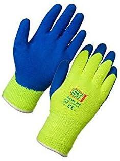 1 par guantes de trabajo industrial almacén frigorífico congelador ...