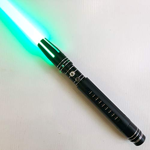 UPSTONE Kybers Metal Hilt RGB Lightsaber Light Saber with Sound Aluminum Hilt Rechargeable Cosplay Jedi Sith Be Your Favorite Star Wars Character with 9 watts LED Ataru-RGB for $<!--$189.99-->