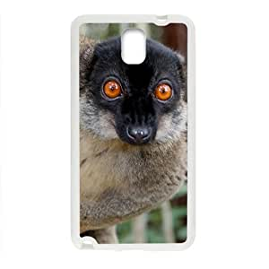 Brown Eyes Hight Quality Plastic Case for Samsung Note3