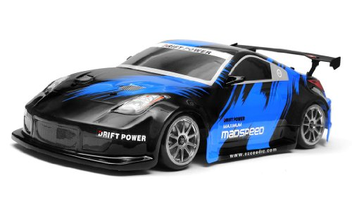Exceed RC 2.4Ghz MadSpeed Drift King Brushless Edition 1/...