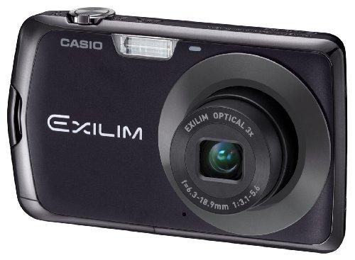 CASIO デジタルカメラ EXILIM EX-Z330 ブラック EX-Z330BKの商品画像