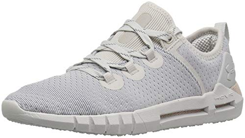 Under Adidas Armour - Under Armour Women's HOVR SLK Sneaker, Ghost Gray (105)/Washed Blue 7