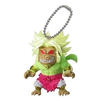 Llavero Dragon Ball Z Broly Scimmione Bandai 6 cm Anime ...