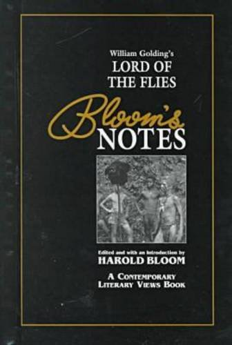 William Golding's Lord of the Flies (Bloom's Notes)