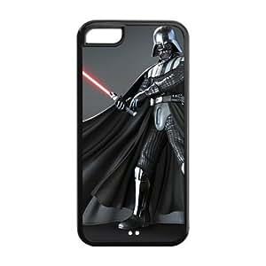 LJF phone case Godstore Star Wars iphone 4/4s Best Rubber Cover Case