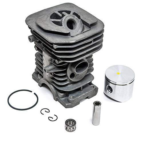 40MM Cylinder Piston Ring Pin Kit for Husqvarna 136 137 141 142 Chainsaws