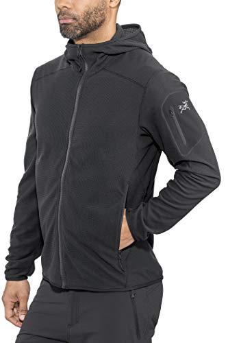 Arc'teryx Men's Delta LT Jacket, Black, Large ()