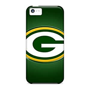 Perfect Fit RuV11931sGcY Green Bay Packers Cases For Iphone - 5c