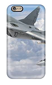 Premium Jet Fighter Back Cover Snap On Case For Iphone 6