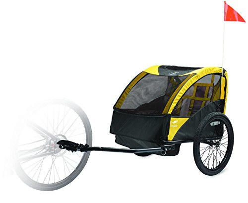COPILOT MODEL A Bicycle Trailer & Stroller Conversion Kit (Copilot Bike Seat)